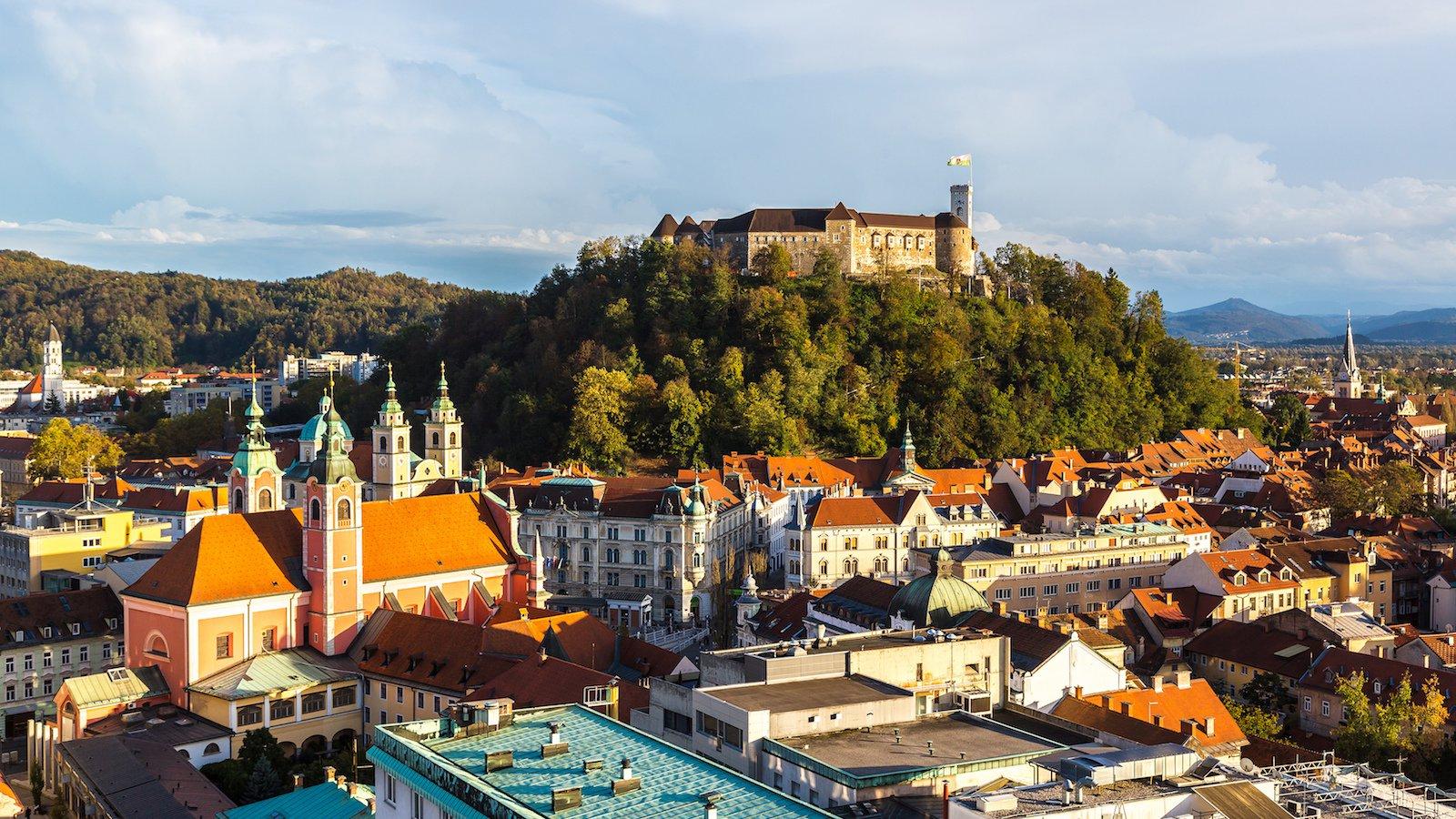 Iskolás csoportok – Szlovénia